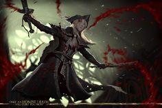 Lady of the Astral Clocktower by SaneKyle.deviantart.com on @DeviantArt