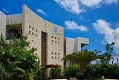 A view of Grand Luxxe at Vidanta Riviera Maya, Mexico