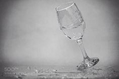 Just a glass... - Pinned by Mak Khalaf Abstract  by GracieteMota