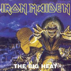 Rock and Pop Bootlegs: Iron Maiden