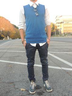 Mr. Blue 8