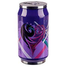 Disney Store Descendants Reusable Sip-Top Soda Can ~ 10 oz