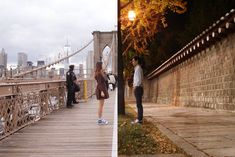 Clever Half-and-Half Photos by a Couple on Opposite Sides of the World