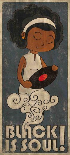 black is soul music