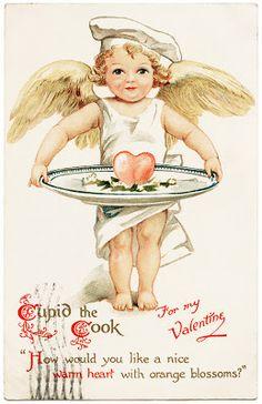 PennyWise: Couer a la creme - a Valentine dessert