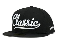 Word Series Classic 59Fifty Fitted Cap by NEW ERA