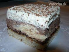 Kinder koláč - Recept Tiramisu, Sandwiches, Ethnic Recipes, Anna, Sweets, Basket, Gummi Candy, Candy, Goodies