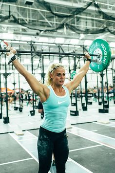 Catching Up With The Champs: Sara Sigmundsdóttir, 2015 Pro Individual Champion - 2016 Kill Cliff Granite Games