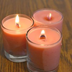 How to Make a Wood-Wick Candle by Yourself