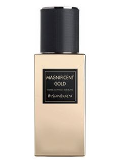 Magnificent Gold Yves Saint Laurent for women and men