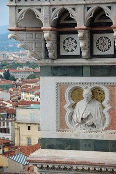 Il Campanile di Giotto, Florence, Italy