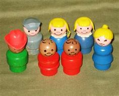 Who had little people?