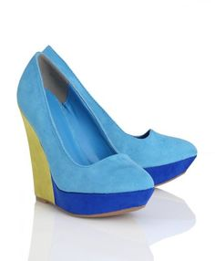Pulse Blue - March 2012 at shoeprivee.com