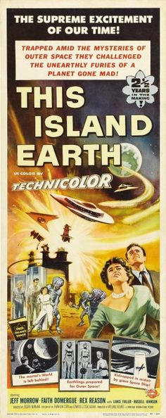 This Island Earth ( 1955 )