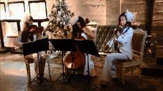 """Струнное трио Violin Group DOLLS на торжестве в ресторане """"Турандот"""""""