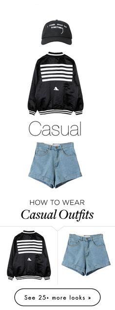 """""""Casual"""" by shop-kozy on Polyvore featuring shopkozy"""