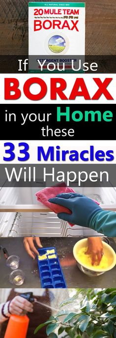 If you have a box of Borax youve no idea how effective it can be in your home and garden. Must check out these unbelievable Borax Uses!