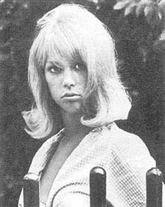 """Pattie Boyd - the inspiration for Eric Clapton's """"Layla"""""""