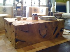 Root Furniture… Teak Root Table