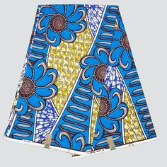 Find More Fabric Information about 6 yards whole african fabrics wax prints,blue super wax hollandais Ankara ethnic fabric KWS 2,High Quality fabric,China fabric aida Suppliers, Cheap fabric bath from Freer on Aliexpress.com