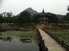 South Korea royal place