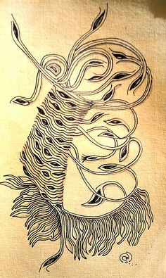 Tangle or Tangleation? – playing with lines and seeds   Tangle Vermont,   ZIA by Sadelle Wiltshire, CZT