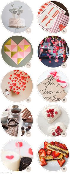 Pinterest Picks: 20 Valentine DIY Projects   Printables