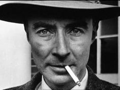 """Oppenheimer - 'Oppy'...  Biography..  An extremely intelligent man/physist..  Instrumental in creating the Atom Bomb..  He did not want it used, as Japan was already defeated.. The USA just went ahead and used it anyway.  He was so devastated..  The McCarthy rein of """"Reds under the Bed' terror, persecuted him relentlessly..   He sufferred depression all his life.."""
