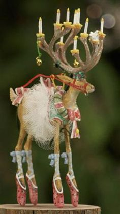 2. Patience Brewster Dash Away Dancer Ornament - 08-30236