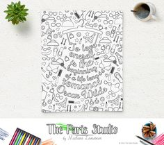 printable coloring page oscar wilde quote