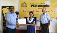 Mr. Rajesh Goyal, Director, IIP, distributing certificates to underprivileged children of Nai Disha Free Education Society www.iipedu.com/iip_in_news.php