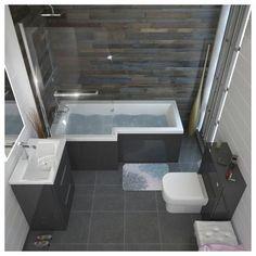 Bathroom Layout, Modern Bathroom Design, Bathroom Interior Design, Bathroom Ideas, Bath Ideas, Bathroom Organization, Bathroom Storage, Shower Ideas, Bad Inspiration