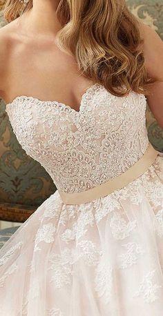 Stella York style wedding dress