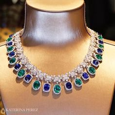 The new Exceptionals Collection now available at our #Butani flagship boutique at the Peninsula Hotel Hong Kong #repost via @katerina_perez #ButaniJewellery #Diamonds #Luxury #Emerald #Sapphire #Collier #Necklace #Exceptionals #HighJewellery #FineJewellery #HauteJoaillerie #PeninsulaHongKong