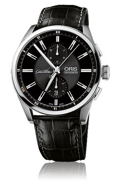 Oris Oscar Peterson Chronograph Limited Edition - 01 683 7644 4084-Set -