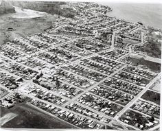 Aerial photo of Boolaroo and Speers Point: Community History Newcastle Town, Tourist Info, Old Maps, Central Coast, My Town, Local History, Old Pictures, Sydney, City Photo