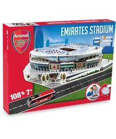 3D Stadium Puzzle Arsenal.