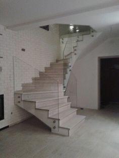 Stairs, schody drewniane