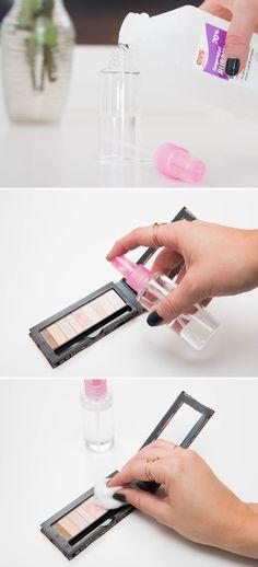 dica de como aumentar a vida util de suas maquiagens  3