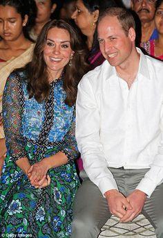 Hashtag #royalvisitindia auf Twitter
