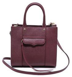 Dark Cherry Bag for Fall/Winter