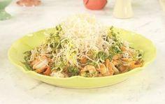 Para quem gosta de um prato com inspiração oriental, confira essa receitinha deliciosa!