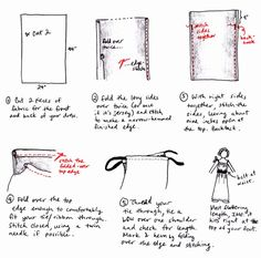 Easiest Maxi Dress Ever's Instructions