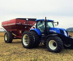 NEW HOLLAND T7 FWD