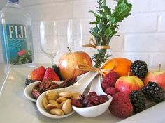 Fruit & Nut Amenity at Hotel Valley Ho