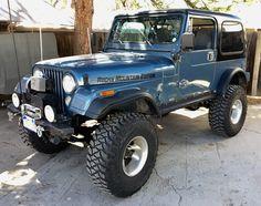 Cj Jeep, Jeep Mods, Jeep Cj7, Jeep Rubicon, Jeep Wrangler, Jeep Pickup, Jeep Truck, Jeep Scout, Jeep Scrambler