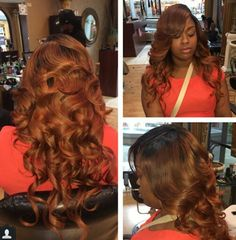 Loving this sew in color