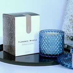 Soy Candle Phthalate Free Moroccan Range