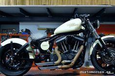 Harley-Davidson Sportster XL 883 R Bobber - 50
