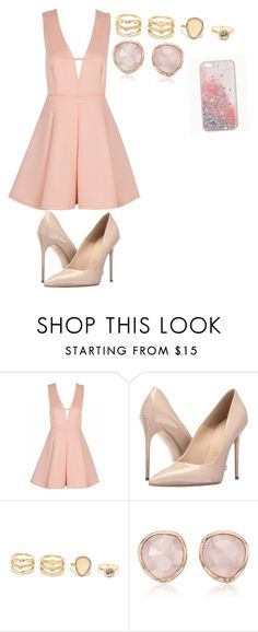"""""""Untitled #312"""" by nerdgirl14-boss on Polyvore featuring Massimo Matteo, LULUS and Monica Vinader"""